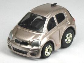 【単品】チョロQ トヨタ ヴィッツ (Vitz) 2002 ローズメタリック