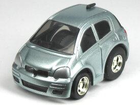 【単品】チョロQ トヨタ ヴィッツ (Vitz) 2002 ペールブルー