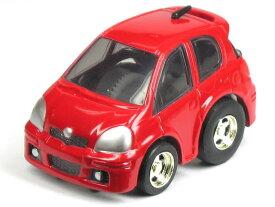 【単品】チョロQ トヨタ ヴィッツ (Vitz) RS 2002 レッド