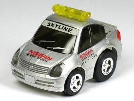 【単品】チョロQ 全日本GT選手権 2001 スカイライン セダン V35 セーフティカー