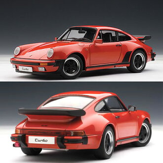 Autoart 1/18 Porsche 911 (930) Turbo 3.3 Red