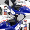 Automatic art 1/18 Toyota TS040 HYBRID No. 7 Le Mans WEC manufacturers champion 2014