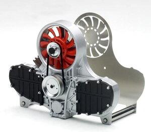 オートアートデザイン 空冷エンジン レターホルダー レッド