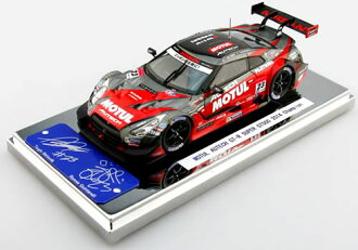 Ebro 1 / 43 Super GT 2014 MOTUL AUTECH gt-r No.23 Champion Car