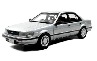 History 1 / 43 Nissan Bluebird SSS ATTESA LIMITED 1987 Silver metallic