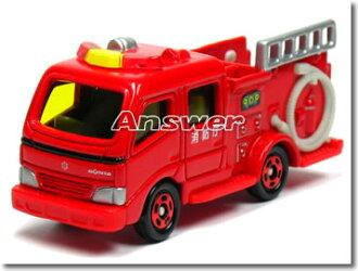 Tomica Morita CD-I-pump fire (Fire Department)