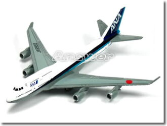 Tomica Boeing 747-400 ANA