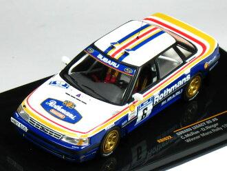 Car Hobby Shop Answer Ixo 1 43 Subaru Legacy Rs Rothmans No 6