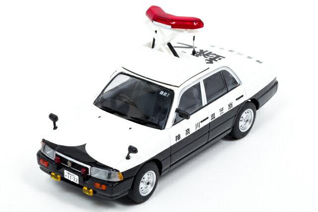 レイズ 1/43 日産 クルー 1995 神奈川県警察 所轄署警ら車両 (昇降機UP仕様)【鎌2】