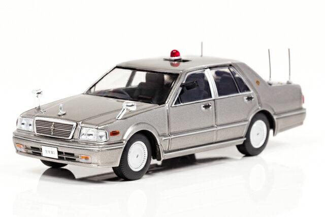レイズ 1/43 日産 セドリック CLASSIC SV (PY31) 1999 警視庁 警備部 警衛課警衛車両
