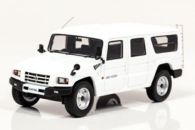 CARNEL 1/43 トヨタ メガクルーザー 1996 ホワイト
