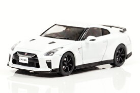 CARNEL 1/43 日産 GT-R (R35) Track edition engineered by nismo 2017 ブリリアントホワイトパール