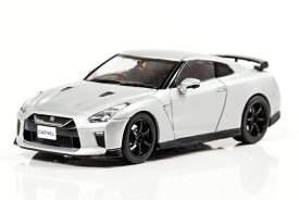 CARNEL 1/43 日産 GT-R (R35) Track edition engineered by nismo 2017 アルティメイトメタルシルバー