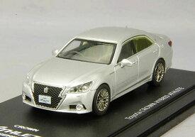 ENIF 1/64 トヨタ クラウン Hybrid アスリート G 2013 シルバー