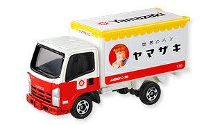 【トミカ049】ヤマザキ パン トラック