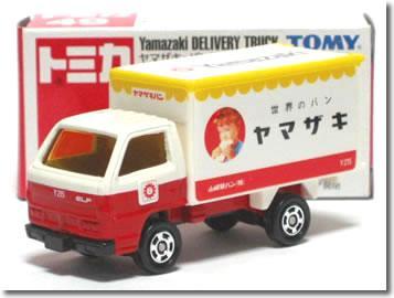 【旧番】トミカ049 ヤマザキ パン トラック