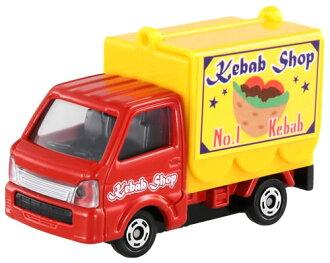 스즈키 キャリイ 이동 판매 차량 (케밥)
