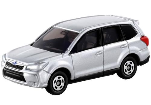 【旧番】トミカ112 スバル フォレスター ※新車シール※