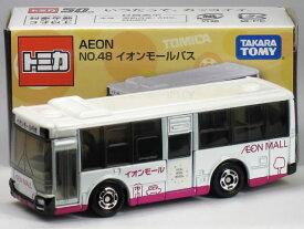 特注トミカ AEON No.48 三菱ふそう エアロスター イオンモールバス