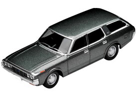 【絶版品】TLヴィンテージ NEO トヨタ クラウン バン デラックス 1973 グレーメタリック