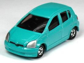 【単品】トミカ 初代 トヨタ ヴィッツ グリーン
