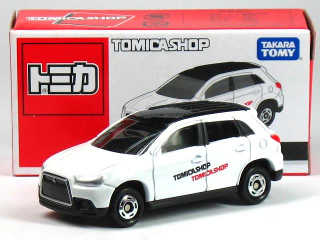 特注トミカ トミカショップ 三菱 RVR
