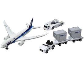トミカ 787 エアポートセット (ANA)
