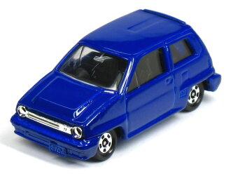 Tomica Honda city Turbo II blue