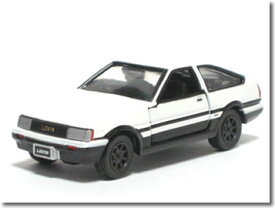 【単品】トミカリミテッド トヨタ カローラ レビン AE86 ホワイトII