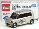 特注トミカ 第43回 東京モーターショー 2013 No.1 ダイハツ ムーヴ コンテ