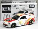 特注トミカ チケットキャンペーン トヨタ 86 マクドナルドレーシングカー