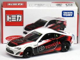 特注トミカ トイザらスオリジナル 86レーシングシリーズ トヨタ 86