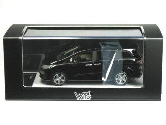 WIT's 1 / 43 Honda Odyssey G-EX Crystal Black Pearl