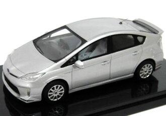 WIT's 1 / 43 Toyota Prius TRD Sportivo Silver metallic