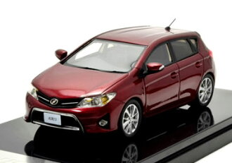 WIT's 1 / 43 Toyota Auris 180 G S Package 2012 redmicametallick