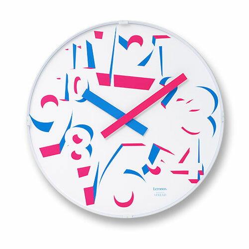 レムノス SPREAD CLOCK FLOAT 掛け時計 SPL08-13 父の日 プレゼント 父の日ギフト おしゃれ かわいい Lemnos 日本製 モダン 北欧スタイル SPREAD 小林弘和 山田春奈 壁掛け時計 見やすい レトロ 掛時計 デザイナーズ デザイン シンプル 誕生日 結婚祝い 出産祝い 引越し祝い