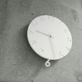 レムノスCARVEDSWING/(NTL15-11)掛け時計