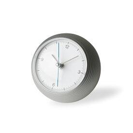 【送料無料】レムノス earth clock / シルバーTIL16-10 SL 置き時計 TIL16-10SL ハロウィン