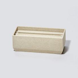 ideaco イデアコ トレル 110 ペーパータオルケース ティッシュケース ティッシュカバー サンドホワイト TOREL110-SANDWHITE お中元 おしゃれ かわいい Torel 110 Paper Towel Case ペーパータオル入れ ペーパータオル ナプキン 紙タオル デザイン デザイナーズ シンプル モダ
