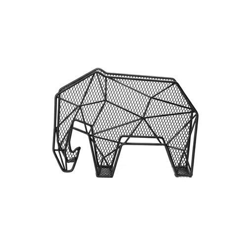 キッカーランド ウォールオーガナイザー エレファント ぞう ゾウ 象 壁掛け 2687E バレンタイン おしゃれ かわいい キッカーランド社 kikkerland Wall Organizer Elephant ユニーク ニューヨーク アメリカ アメリカン雑貨 おもしろ