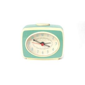 【100円クーポン】キッカーランド クラシックアラームクロック ミント 目覚まし時計 時計 KAC14MN ハロウィン