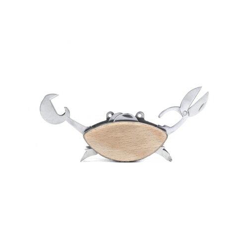 キッカーランド クラブマルチツール かに カニ 蟹 KCD114 就職祝い 卒業祝い おしゃれ かわいい kikkerland Crab Multi Tool ユニーク ニューヨーク アメリカ アメリカン雑貨 おもしろ 誕生日 結婚祝い 出産祝い 引越し祝い 改装祝い 送別 退職 内祝い 新築祝い 誕生日プレゼ