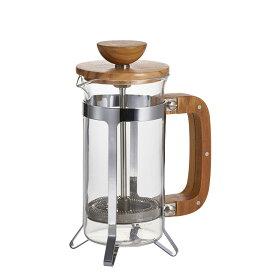 HARIO ハリオ カフェプレス・ウッド 4杯用 コーヒーメーカー CPSW-4-OV おしゃれ かわいい コーヒープレス プレス式 コーヒー ティー お茶 カフェ キッチン用品 キッチン雑貨