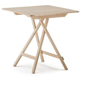 フィアム ロビン 70 フォールディング テーブル FIAM Robin 70 ROBIN70 おしゃれ かわいい ガーデンテーブル ガーデンファーニチャー 屋外 庭 テーブル 机 イタリア製 デザイナーズ 折りたたみ