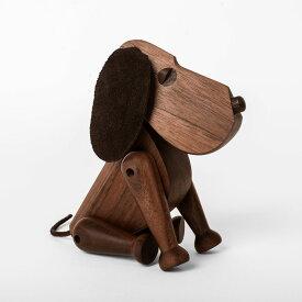 アーキテクトメイド ボビー BOBBY おしゃれ かわいい 正規品 Bobby 犬 ドッグ Architect MADE ARCHITECTMADE 木製 オブジェ ハンス・ブリング 木 置き物 北欧