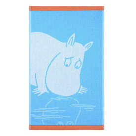 ムーミン ムーミンフェイスタオル FLS070195 おしゃれ かわいい Finlayson フィンレイソン タオル Moomin 北欧 フィンランド ムーミン谷 ムーミントロール 誕生