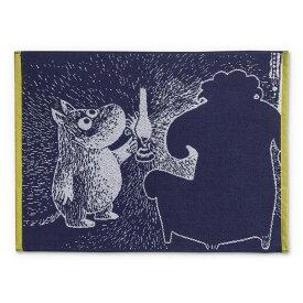 ムーミン スリーピングムーミン フェイスタオル 50 x 70 FLS070229 おしゃれ かわいい Finlayson フィンレイソン タオル Moomin 北欧 フィンランド ムーミン谷