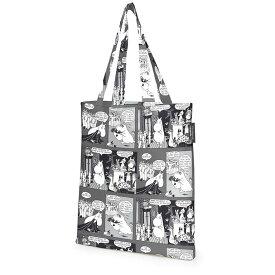 ムーミン カクテルムーミン グレー トートバッグ FLS140052 おしゃれ かわいい Finlayson フィンレイソン バッグ 鞄 トート かばん Moomin 北欧 フィンランド ム
