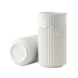 【送料無料】リュンビュー ポーセリン リュンビューベース ランニングレーズ ホワイト 20cm 花瓶 200718 ハロウィン