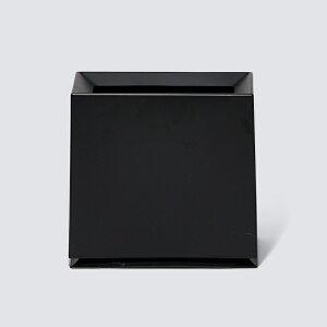 ideaco イデアコ チューブラーブリック ゴミ箱 ダストボックス TUBELOR BRICK マットブラック ハロウィン